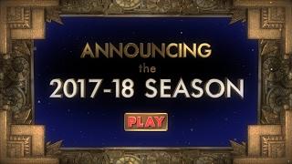 Announcing Our 2017-18 Season
