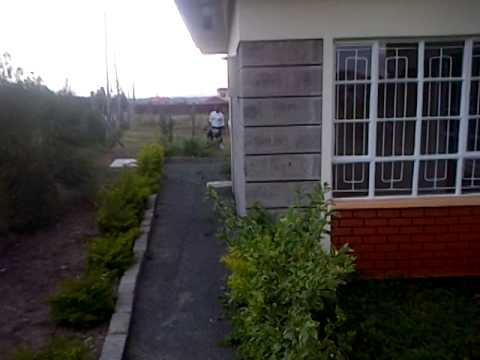 houses for sale in Kitengela KENYA at milimani estate