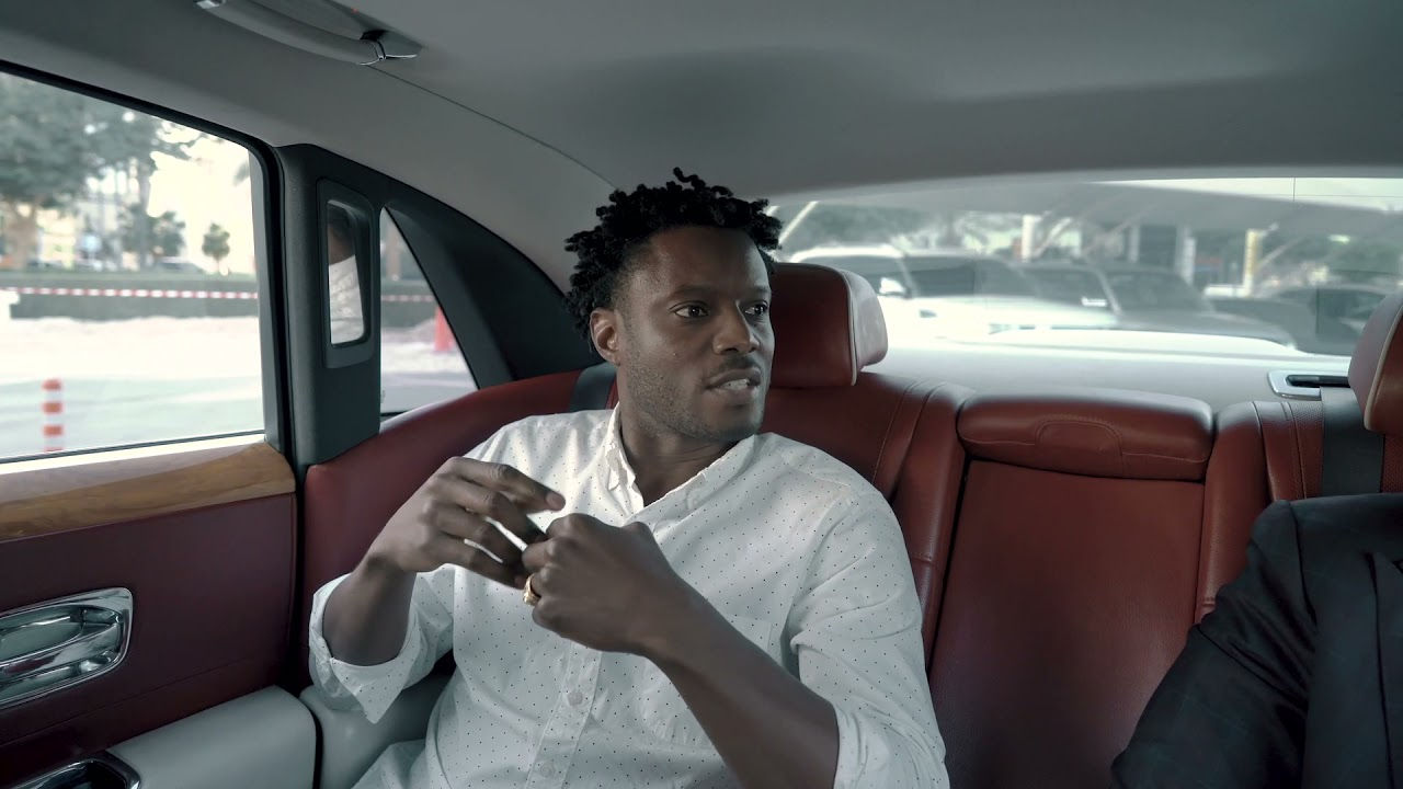 Kevin Knight and Stephen Akintayo - Investment Chat In a Rolls Royce series