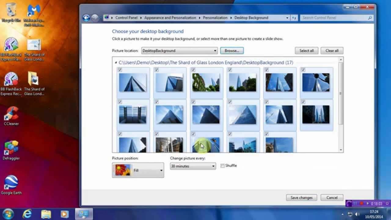 How To Make Your Own Windows 7 Theme