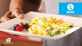 Kicked-Up Scrambled Eggs Recipe | Everyday Beast
