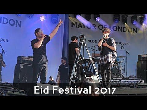 EID FESTIVAL TRAFALGAR SQUARE!