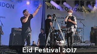 Video EID FESTIVAL TRAFALGAR SQUARE! download MP3, 3GP, MP4, WEBM, AVI, FLV Oktober 2017