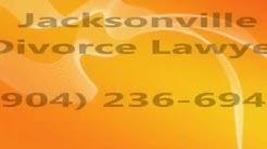 Divorce Lawyer Jacksonville Florida (904) 236-6941 | Call Us Now!