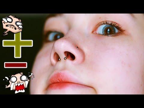 Нос болит после прокола