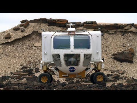 Engineers Have Already Built Vehicles to Drive on the Martian Surface