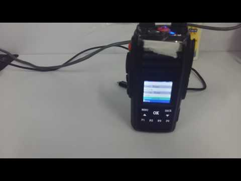 Real-PTT works with GSM/WCDMA/LTE two way radio TH388
