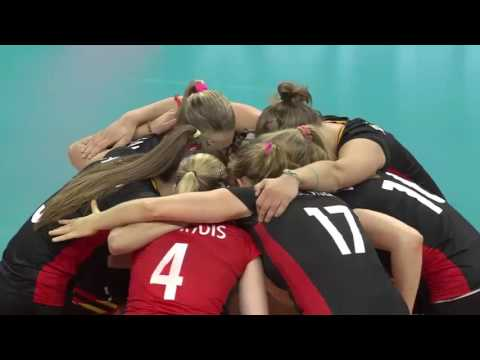20160925 Volleyball - YellowTigers vs Spain - EurovolleyW qualifiers