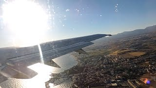 [Full HD]Aviolet Boeing 737 Takeoff From Palma de Mallorca Airport
