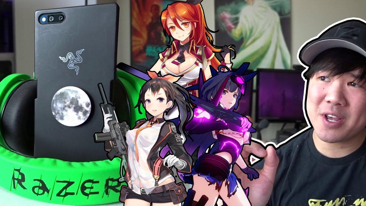 Waifu 4 Laifu: My Top 3 Anime-Inspired Mobile Games