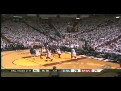Dwyane Wade - 2006 vs Mavericks (NBA Finals - Game 3)