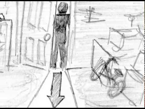 Animatic for A-Level Media Studies