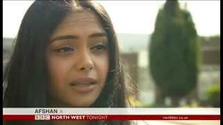 Hajj Fraud arrests  - BBC North West Tonight 20/04/15