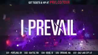 Download Video I Prevail - The TRAUMA Tour MP3 3GP MP4