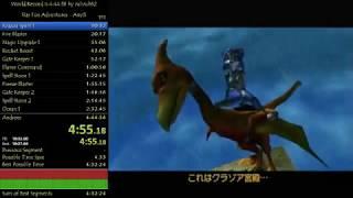 (OLD) StarFox Adventures Any% Speedrun in 4:42:47