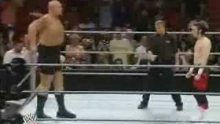 Colin Delaney(shit) vs Big Show