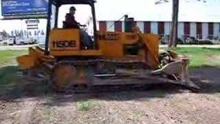Case 1150 Bulldozer Heavy Equipment