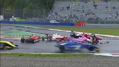 Italian F4: Carnage at Monza!!