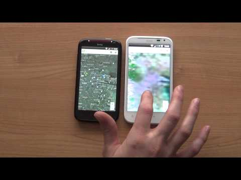 HTC Sensation XE vs XL