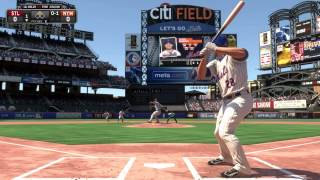 MLB 14 The Show: First Gameplay