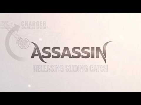 Assassin: Releasing the Sliding Catch