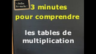 Comment faire apprendre les tables de multiplication - Comment apprendre la table de multiplication ...