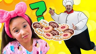 Who Took The Cookie? Anna and Papa best video for kids