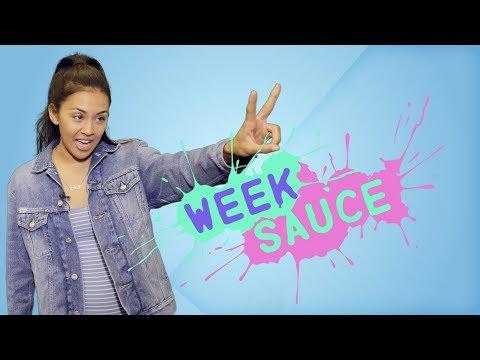 Week Sauce with Jessica Lesaca - Episode 21