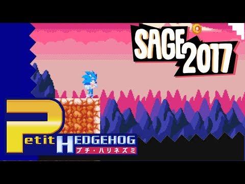 Petit Hedgehog Demo Showcasing - SAGE 2017