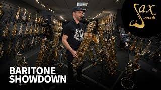 Baritone Saxophone Showdown