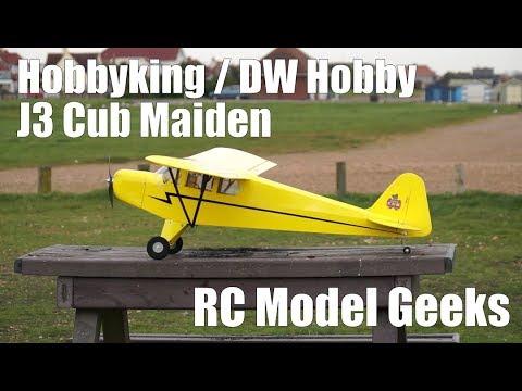 Hobbyking J3 Cub
