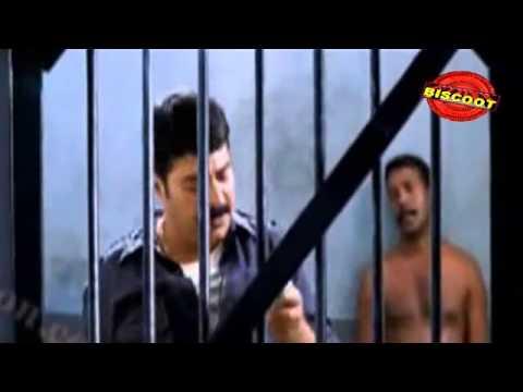 Black Malayalam Movie Diagloue Scene...