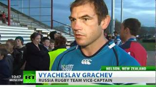 Rugby World Cup news: Russia ring the changes ahead of the clash with Ireland