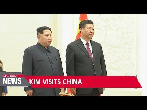 North Korea and China confirm Kim Jong-un's visit to Beijing