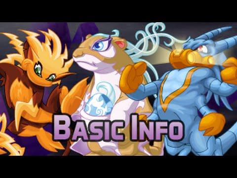 Basic Info: Electroblu, Claviger, Thundercracker