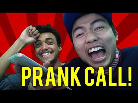 PRANK CALL PACAR SUKSES NGAKAK!