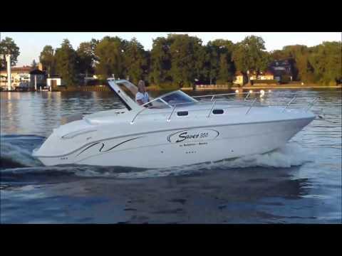 Saver 300 Sport | Sunset-Cruising