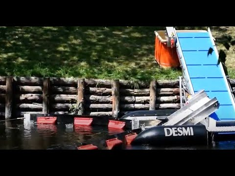 Assembly and installation of DESMI Rise