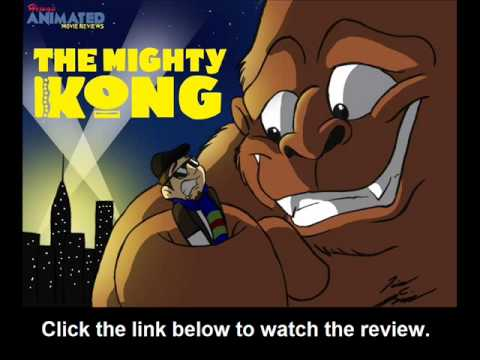 Hewy's Animated Movie Reviews #65 The Mighty Kong Trailer