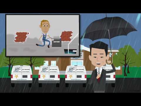 Animated Plumbing Videos by DFYdigital