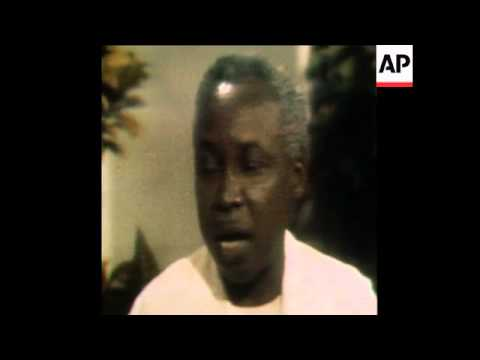 SYND 26 6 78 INTERVIEW WITH TANZANIAM PRESIDENT NYERERE