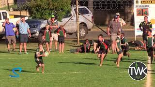 Junior School Rugby - u/11 Piet Retief vs Lucas Meyer 22-05-18