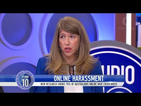 How To Handle Online Harassment | Studio 10