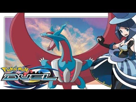 MEGA SALAMENCE, ULTIMA VICTORIA | Dragon Gym Cup [Pokemon Duel]