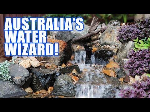 SUPER CREATIVE Water Features in Sydney, Australia
