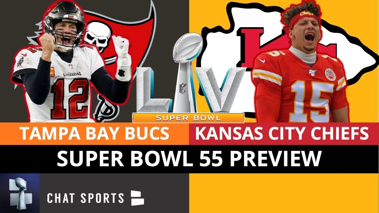 Super Bowl 55 streaming: How to watch Bucs vs. Chiefs on CBS for ...