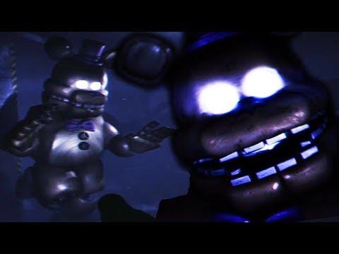 CHASED BY FREDBEAR! KILLING SPRING BONNIE!    Fredbear And Friends: Reboot (Part 2)