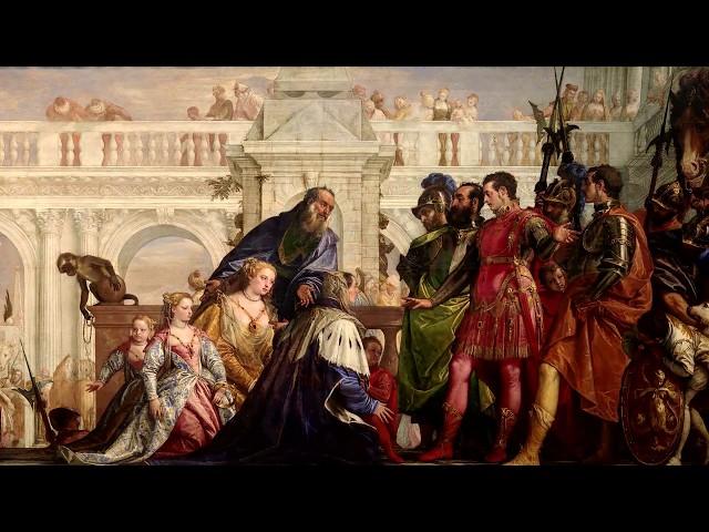 100 Meisterwerke - Salbung Davids - Paolo Veronese