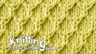 Mock Honeycomb Stitch