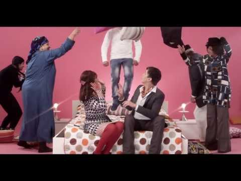اغنية تحكي با بعد الزواج nta & nti li bghiti  Official   Video   2014